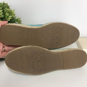 Tommy Bahama Shoes - Tommy Bahama NEW Violine Turquoise Espadrille 7.5